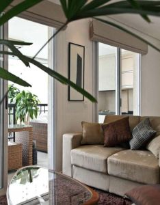 Small apartment integrating charming design ideas by architect flavio castro also living room in  interiors  pinterest rh