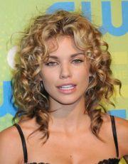 haircuts curly thin hair