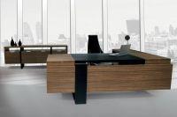 contemporary ceo office furniture   Executive desk ...