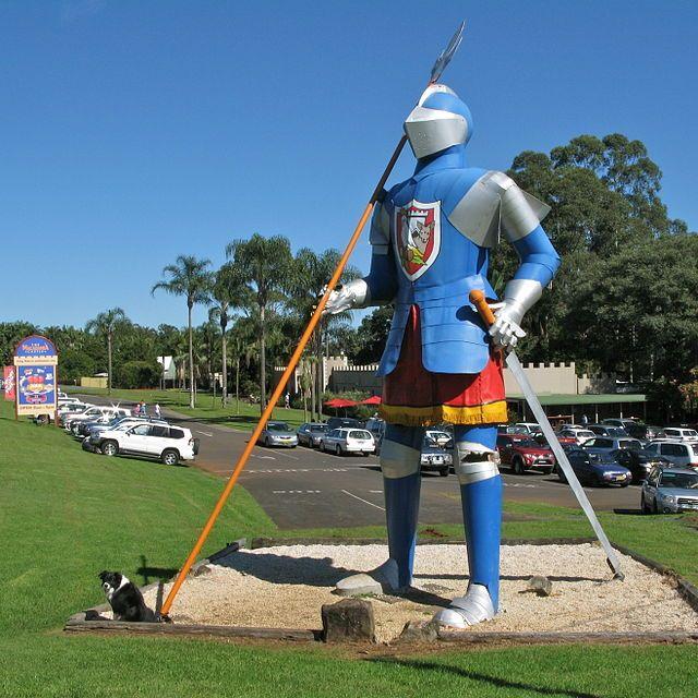 big knight knockrow