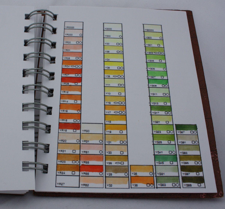 Copic Color Me Color Marker Families