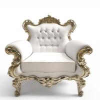 Pics For > Royal Chair Png   chairs   Pinterest