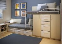 25 Cool Bed Ideas For Small Rooms | Double loft beds ...