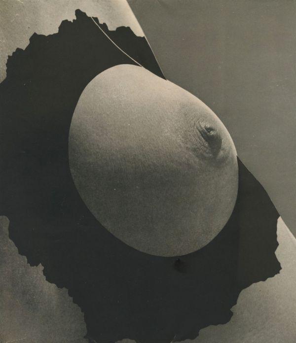 """Marcel Duchamp """"priere De Toucher"""" 1947 Louise Bourgeois"""