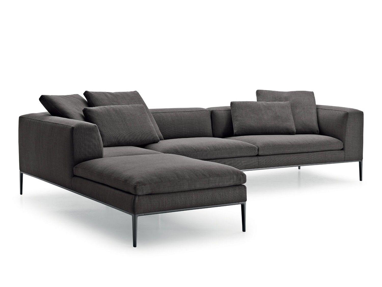 west elm crosby chair hinkle rocking chairs b&b italia michel corner sofa by antonio citterio - chaplins | mobilia pinterest ...