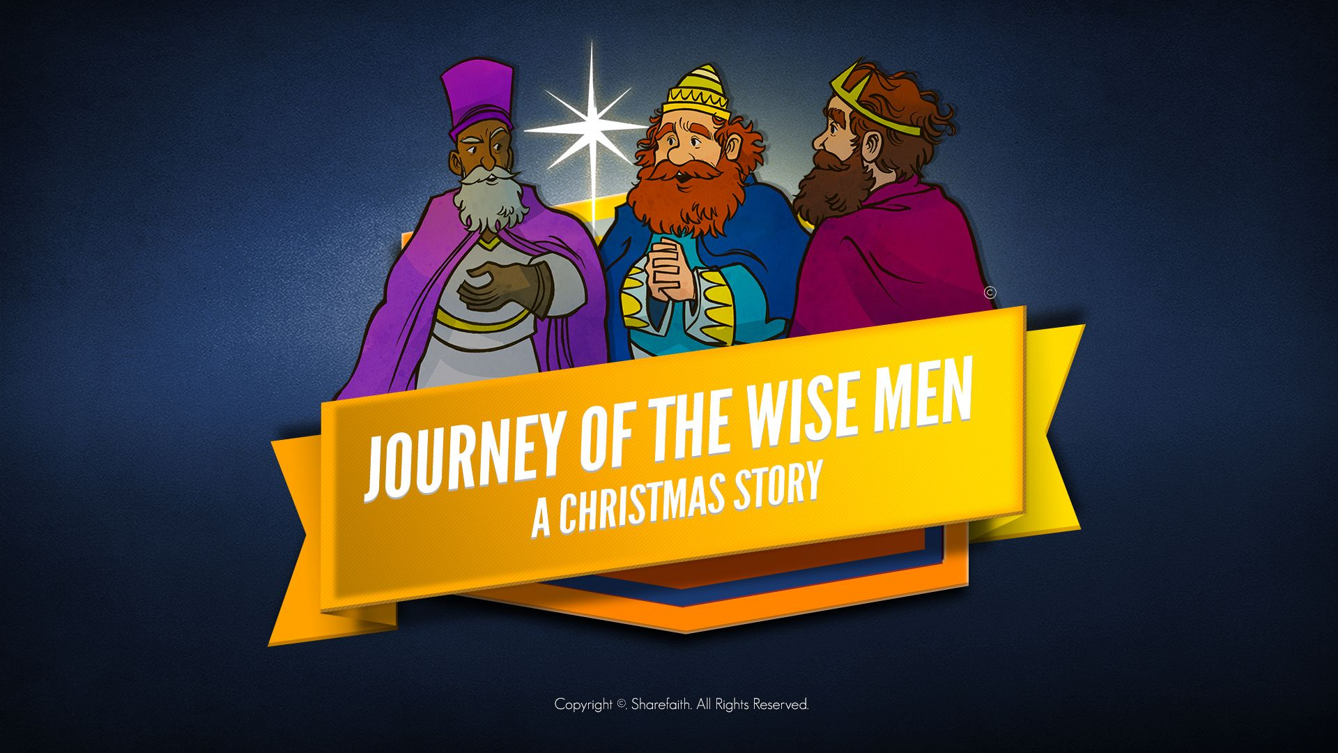 The Magi Christmas Story Kids Bible Lesson Matthew 2 1 12