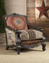 Southwestern Buckley Chair | Chairs & Ottomans--Living ...