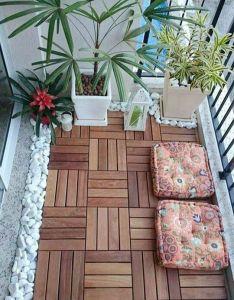Decorando sacadas  varandas pequenas also balconies gardens and house rh pinterest