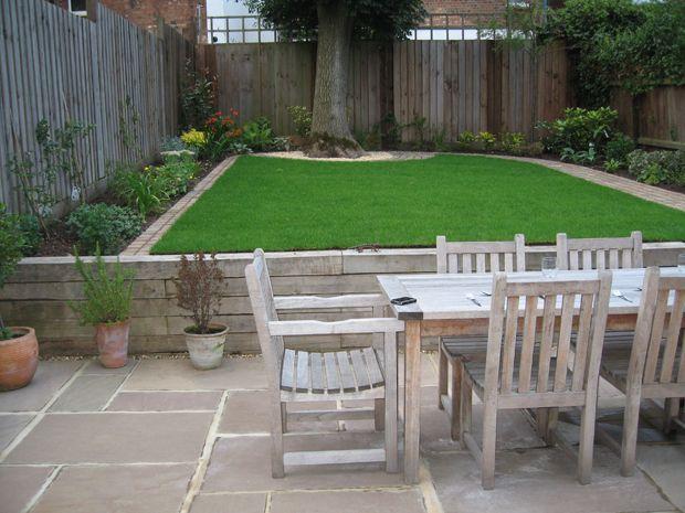 Back Garden Designs Between Sleeps Com
