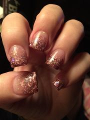acrylic nail art design 'll