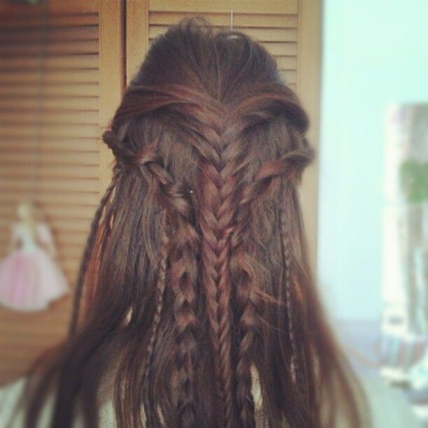 Best 25 Celtic Hair Ideas On Pinterest Celtic Knot Hair