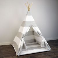 Best 25+ Play teepee ideas on Pinterest | Kids teepee tent ...