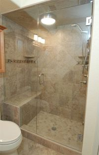 Steam Walk-In Shower Designs | Where this steam shower is ...