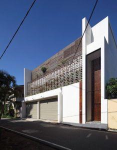 Kwa architects design  contemporary home in colombo sri lanka also rh za pinterest