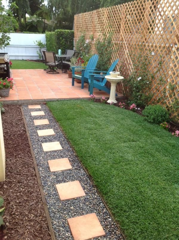 Small Backyard Ideas Landscape Garden Photo Favimages Net