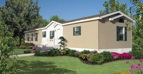 Double Wide Mobile Homes Yards