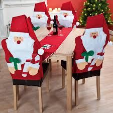 christmas chair covers pinterest outdoor deck chairs pin by dee laytart on table runners navidad craft coversarchitecture