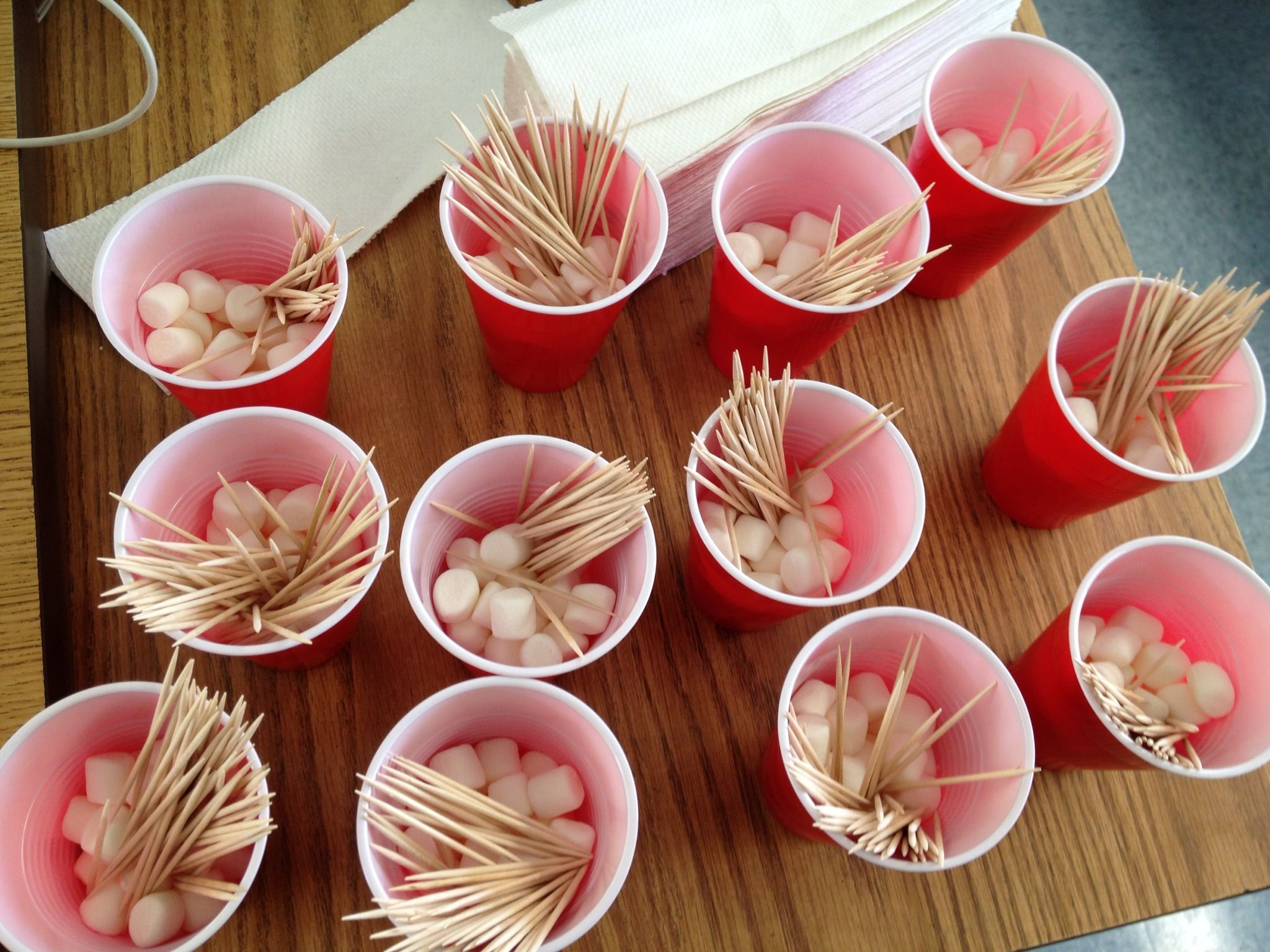 Stem Activity Marshmallows And Toothpicks Construct Solid Shapes And Engineer Sculptures