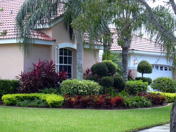 Garden Ideas Images Landscaping For Front Yard Designs 500x375