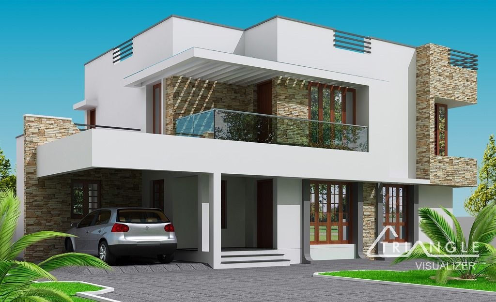 Modern House Plans Contemperory Home Modern Contemporary Home