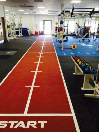 Esp Fitness Running Track Cross Frame At Headingto