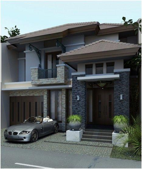 desain Rumah minimalis tingkat 2  Best Home Desaign and HD wallpapers  Pinterest  House
