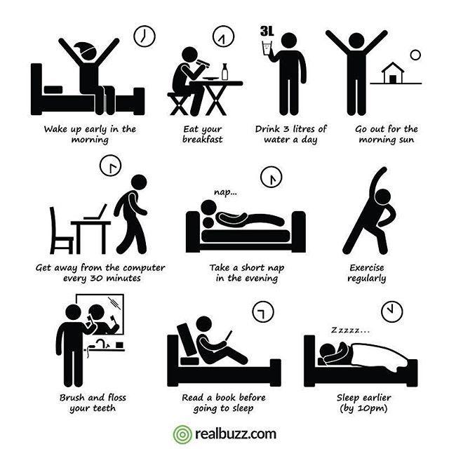 Living a healthy lifestyle isn't rocket science #meme #