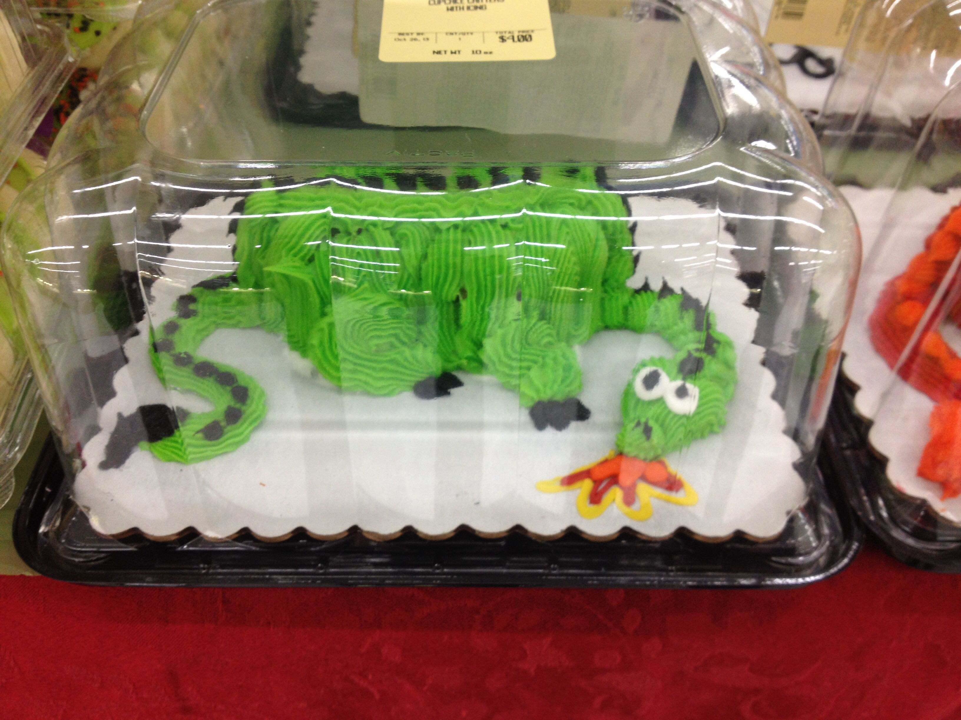 Cupcake Critter At Walmart! This One Is Perfectly Theo