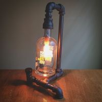 Bruichladdich Port Charlotte Bottle Lamp from Scotch ...
