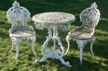 Victorian Benches Ideas