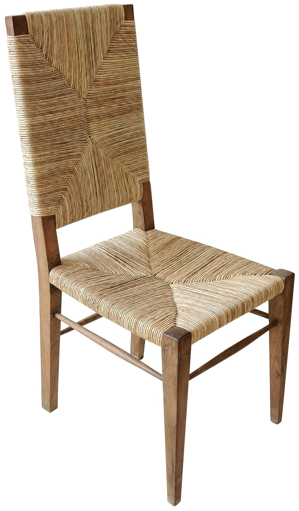 seagrass dining chairs chair covers with attached sash stewart teak and woven seat