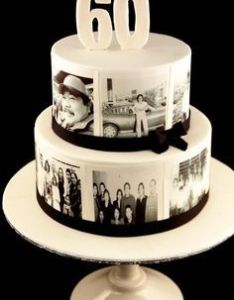 Birthday Cake For Men Also Elegant Black White Photo Ricky Cumple Camera Rh
