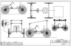4 Cycle Motorized Bicycle 4 Stroke Bicycle Wiring Diagram