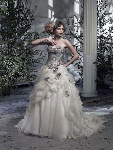 Aussergewöhnliche Brautkleider All Eyes On Me! Shooting Ideas