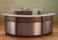 Circular Reception Desk and modern curved Reception desks ...