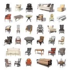 Chair Design Styles Accent Covers For Sale Furniture From The 1930 39s 1950 House