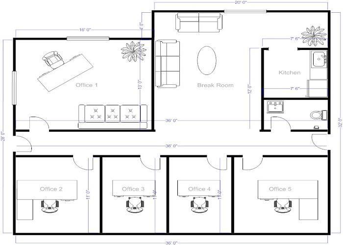 Lovely Small Office Design Layout Starbeam Pinterest Floor