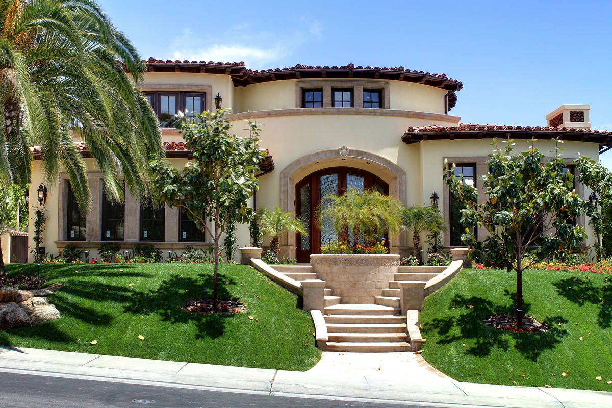 Mediterranean Houses Design Ideas Mediterranean Houses Rancho