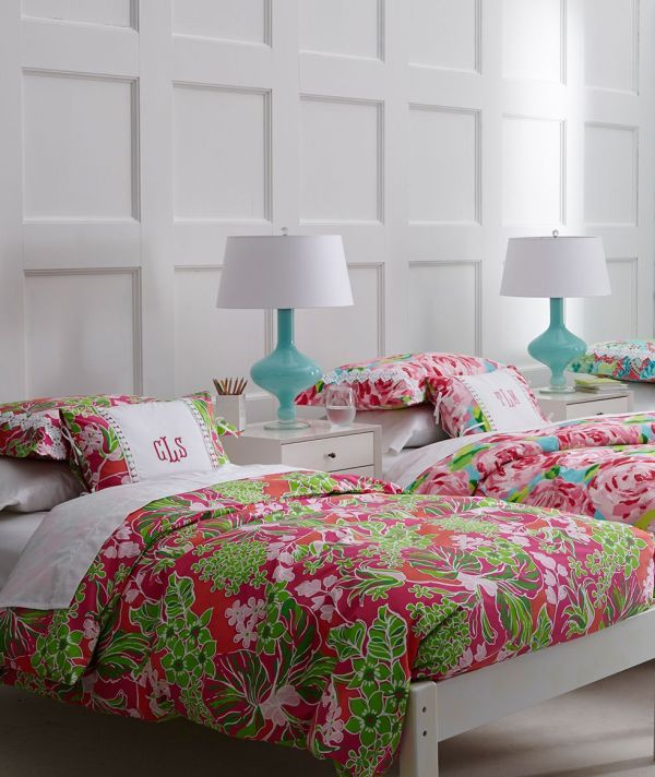 Lilly Pulitzer Bedding Sister Floral