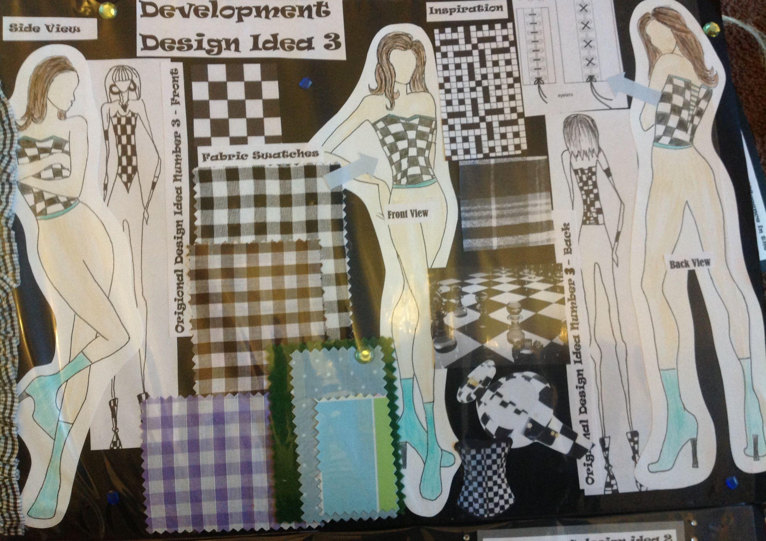 Textiles Gcse Coursework Designs 60s Theme