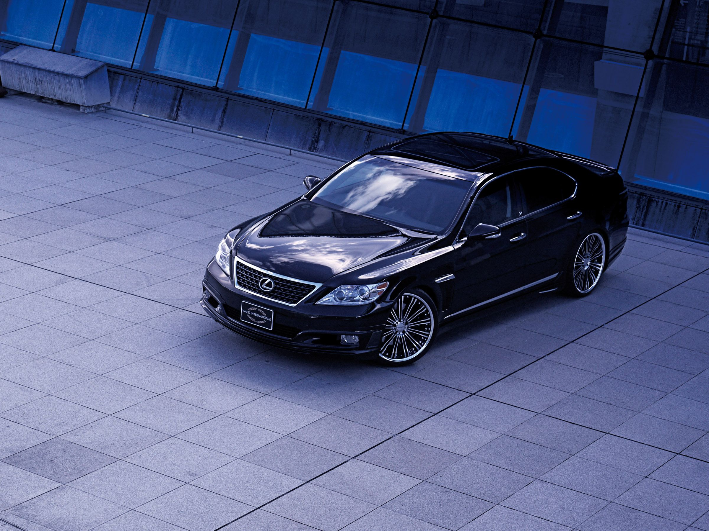 LS460 see more cool pics extreme modified extreme