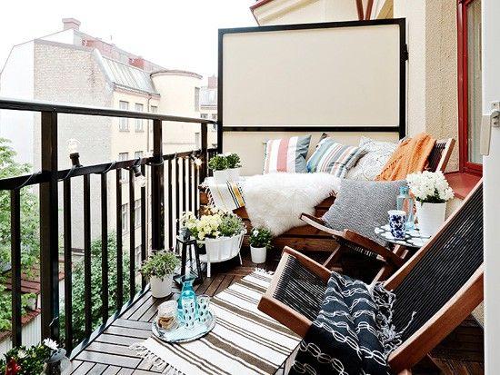 Small Patio Set Balcony