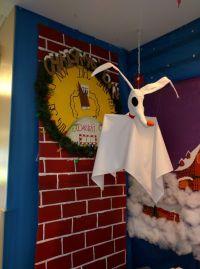 Nightmare before Christmas door decorations | Door ...