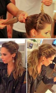 fun easy casual hairstyles