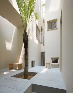 House in goido fujiwarramuro architects also light and inner space rh pinterest