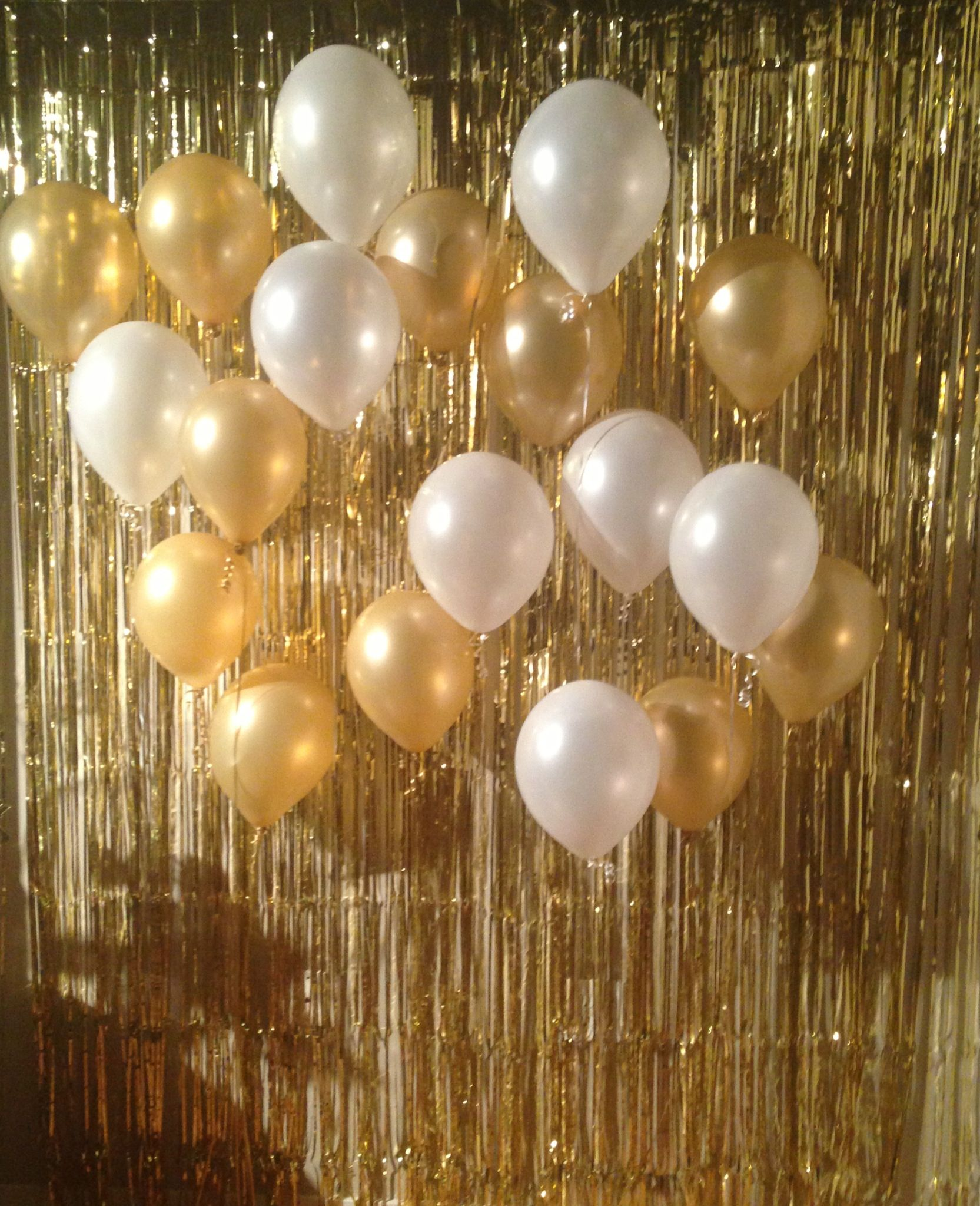 Bought The Gold Fringe Curtain For Tassel Garland And To Use As