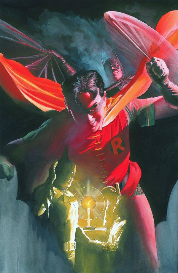 Alex Ross Batman and Robin