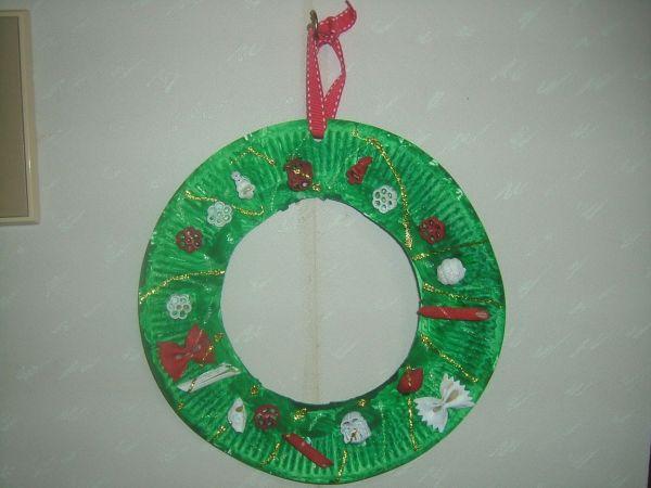 Easy Preschool Christmas Craft Ideas