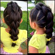 hair style little girls natural