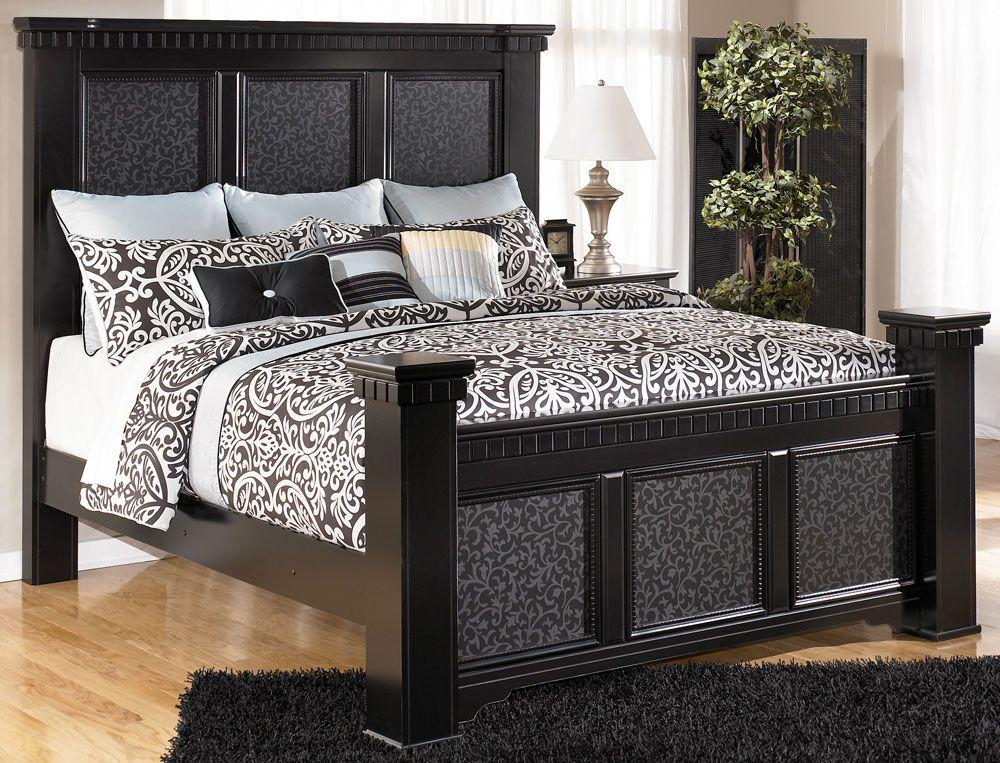 Black King Size Bedroom Sets  housesboxinfo  Pinterest